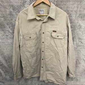 Carhartt Button Down Long Sleeve Work Shirt